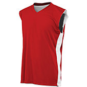 A4 Men's Reversible Moisture Management Basketball Jersey