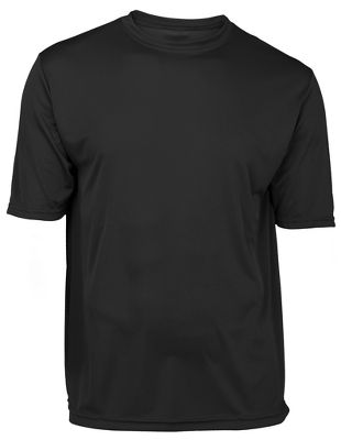 Image of A4 Adult Solid Color Performance Crew T-Shirt
