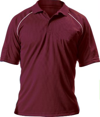 A4 Mens Moisture Management Performance Polo