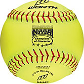 Worth Official NAIA Championship Game Softball (Dozen)