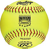 "Rawlings 12"" NAIA Fastpitch Softball (Dozen)"