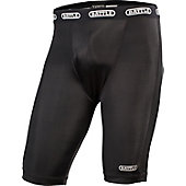 NuttyBuddy TROPHY Protective Cup/Compression Shorts Combo (L
