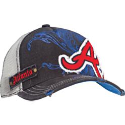New Era Adult MLB Mad Trucker Baseball Cap