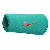 Nike Swoosh Doublewide Wristbands (Pair)