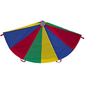 Champion Sports 30' Diameter Multi-Colored Parachute