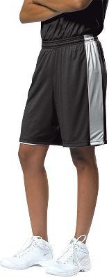 A4 Womens Reversible Moisture Management Basketball Shorts