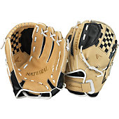 "Easton Natural Youth Fastpitch Series 11.5"" Softball Glove"