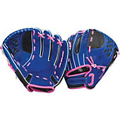"Easton Natural Youth Fastpitch Series 11.5"" Royal Softball Glove"