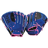 "Easton Natural Youth Fastpitch Series 12"" Royal Softball Glove"