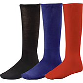 SOLID COLOR TUBE SOCK SENIOR YOUTH