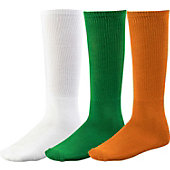 Twin City Youth All-Sport Solid Color Tube Sock (Small)