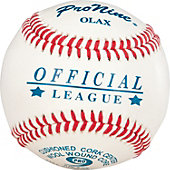ProNine Official League Blem Practice Baseball (Dozen)