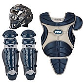Louisville Omaha Intermediate Navy Catcher's Set