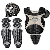 Louisville Omaha Youth Black Catcher's Set