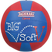 Tachikara BIG Soft-V Oversize Volleyball