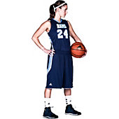 Adidas Women's Custom MiTeam Adizero Basketball Shorts