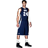 Adidas Men's Custom miTeam adizero Basketball Shorts