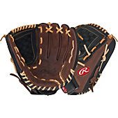 "Rawlings Player Preferred Series 12.5"" Basket Web Baseball/Softball Glove"