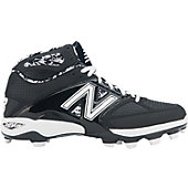 New Balance Men's 4040v2 TPU Mid Molded Baseball Cleats