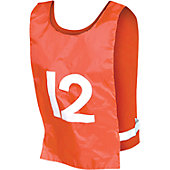 Champro Numbered Nylon Pinnies #1-12 Set (Dozen)