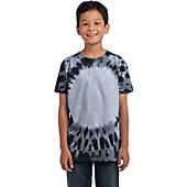 Port & Co. Youth Essential Window Tie-Dye T-Shirt