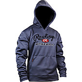 Rawlings Men's Performance Fleece Baseball Hoodie