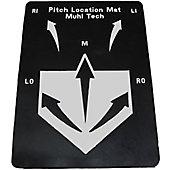 Muhl Tech Baseball Pitch Location Mat