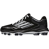 Adidas Men's PowerAlley 2 Low Molded Baseball Cleats