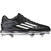 Adidas PowerAlley 3 Men's Low Metal Cleats