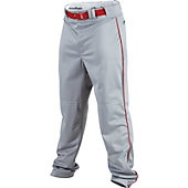 Rawlings Men's Relaxed Fit Baseball Pants with Piping