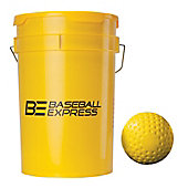 Baseball Express Pitching Machine Ball Package (4 Dozen)