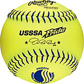 "Rawlings 12"" USSSA Pride Fastpitch Softball (Dozen)"
