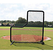 Muhl Tech Pro Baseball L-Screen with Padded Frame