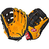 "Rawlings Heart of the Hide Crawford 11.75"" Baseball Glove"
