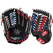 "Rawlings Heart of the Hide RWB Series 11.75"" Baseball Glove"