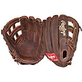 "Rawlings Heart of the Hide Solid Core 12.75"" Baseball Glove"