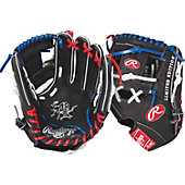 "Rawlings Heart of the Hide RWB Series 11.5"" Baseball Glove"