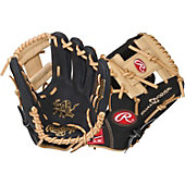 "Rawlings Heart of the Hide Dual Core Series I-Web 11.5"" Baseball Glove"