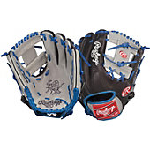 "Rawlings Heart of the Hide Grey/Black Pro-I web 11.5"" Baseball Glove"