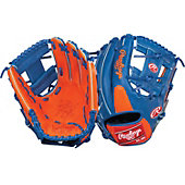 "Rawlings Heart of the Hide Orange/Royal Pro-I web 11.5"" Base"