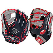 "Rawlings Heart of the Hide Custom Colored 11.5"" Baseball Glove"
