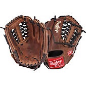 "Rawlings Heart of the Hide Dual Core Mod-Trap 11.5"" Baseball Glove"