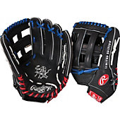 "Rawlings Heart of the Hide RWB Series 12.75"" Baseball Glove"