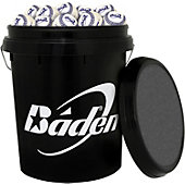 Baden Bucket and Ball Combo with All-Weather PROAW Balls (30 Balls)