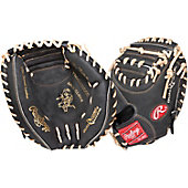 "Rawlings Heart of the Hide Dual Core 33"" Baseball Catchers Mitt"