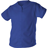 Alleson Women's Full Button Up Softball Jersey