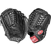 "Rawlings Pro Preferred Series Black 12"" Baseball Glove"