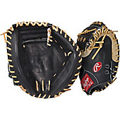 "Rawlings Pro Preferred Series 34"" Baseball Catcher's Mitt"