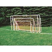 JayPro Portable 6' x 8' Short Sided Soccer Goal
