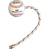 Pitcher's Tee Rope Baseball